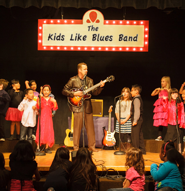 Kids Like Blues Band