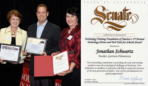 ca-state-senate-award